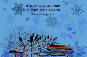 Cabanas celebra este sábado a Regata de Inverno de Piragüismo